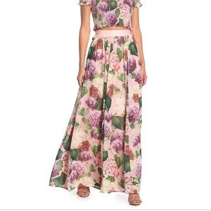 Mitsy Floral Maxi Skirt